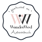 Hochzeitsanbieter featured on WonderWed Adressbuch