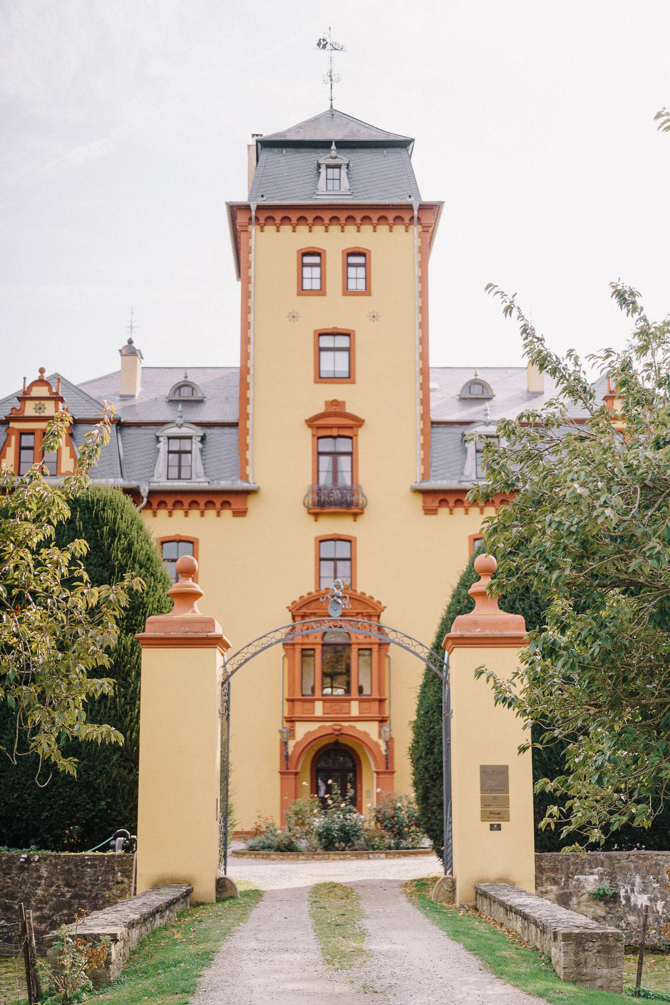 Glanzmomente-Schloss Wachendorf