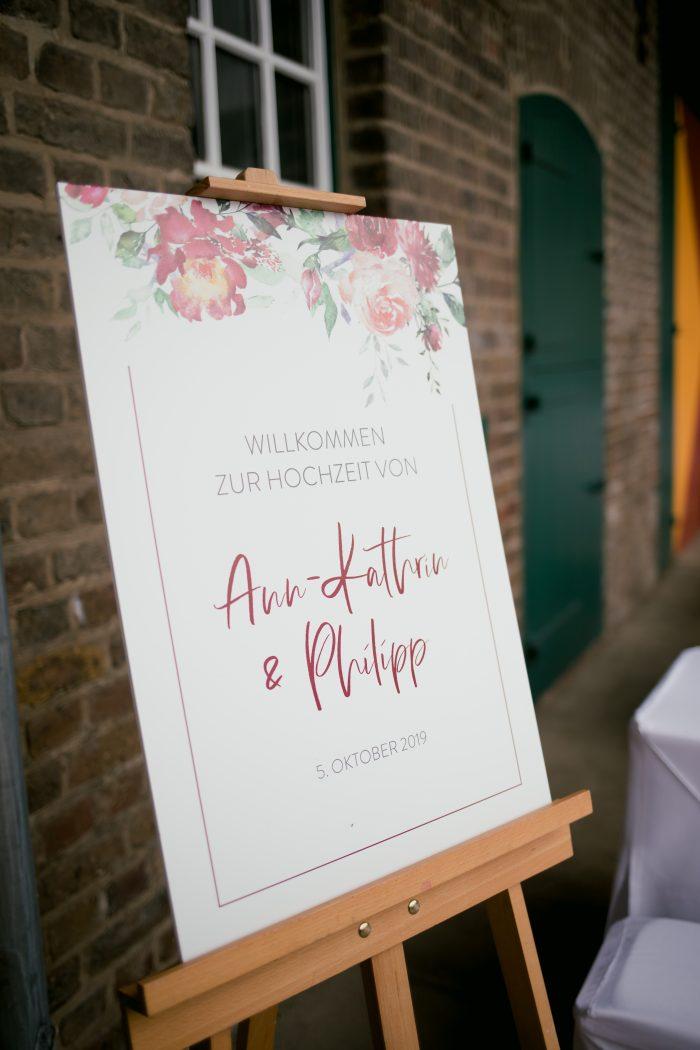 Hochzeit-Glanzmomente