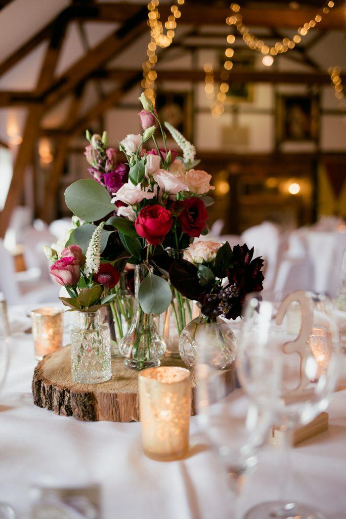 Hochzeit Kleeburg-Blumen