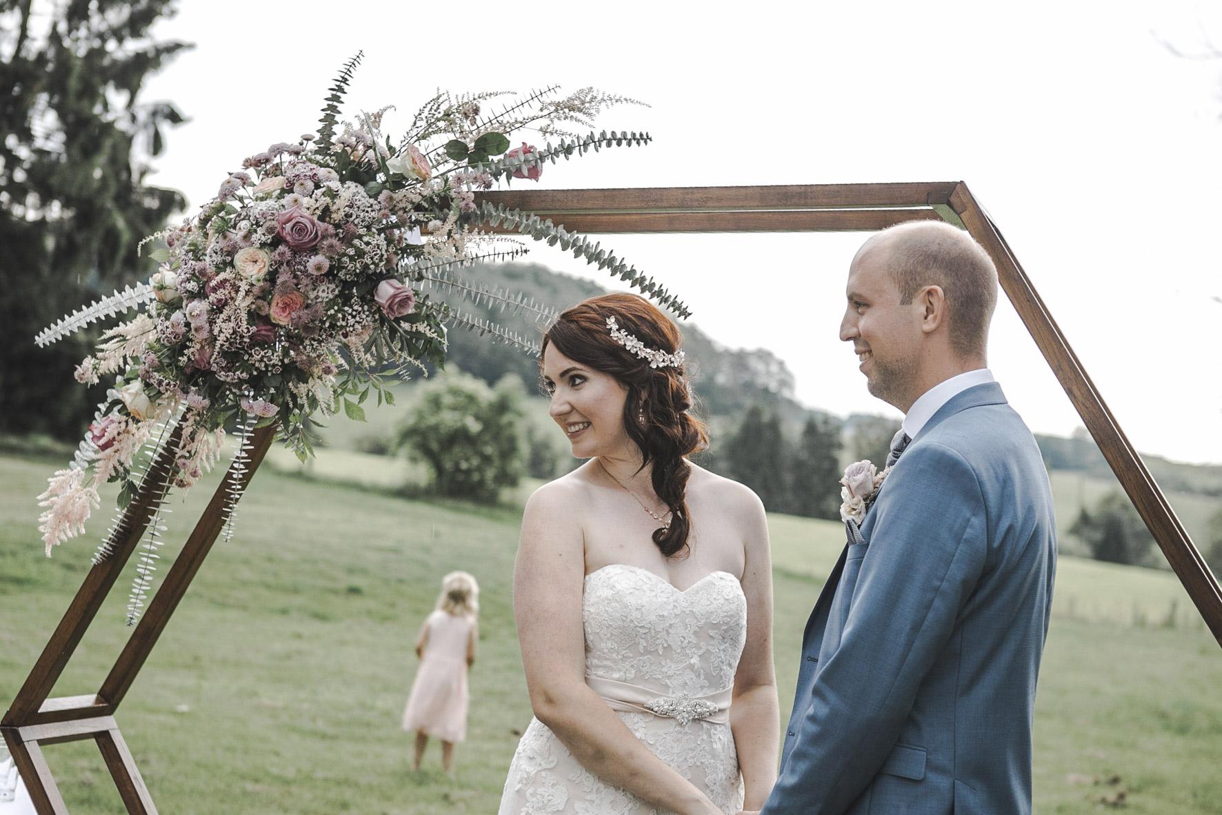 Hochzeit im Bergischen Land