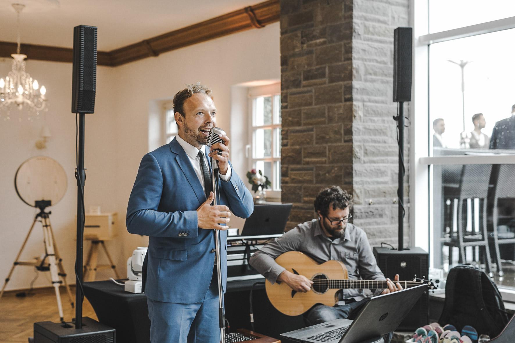Hochzeit im Bergischen