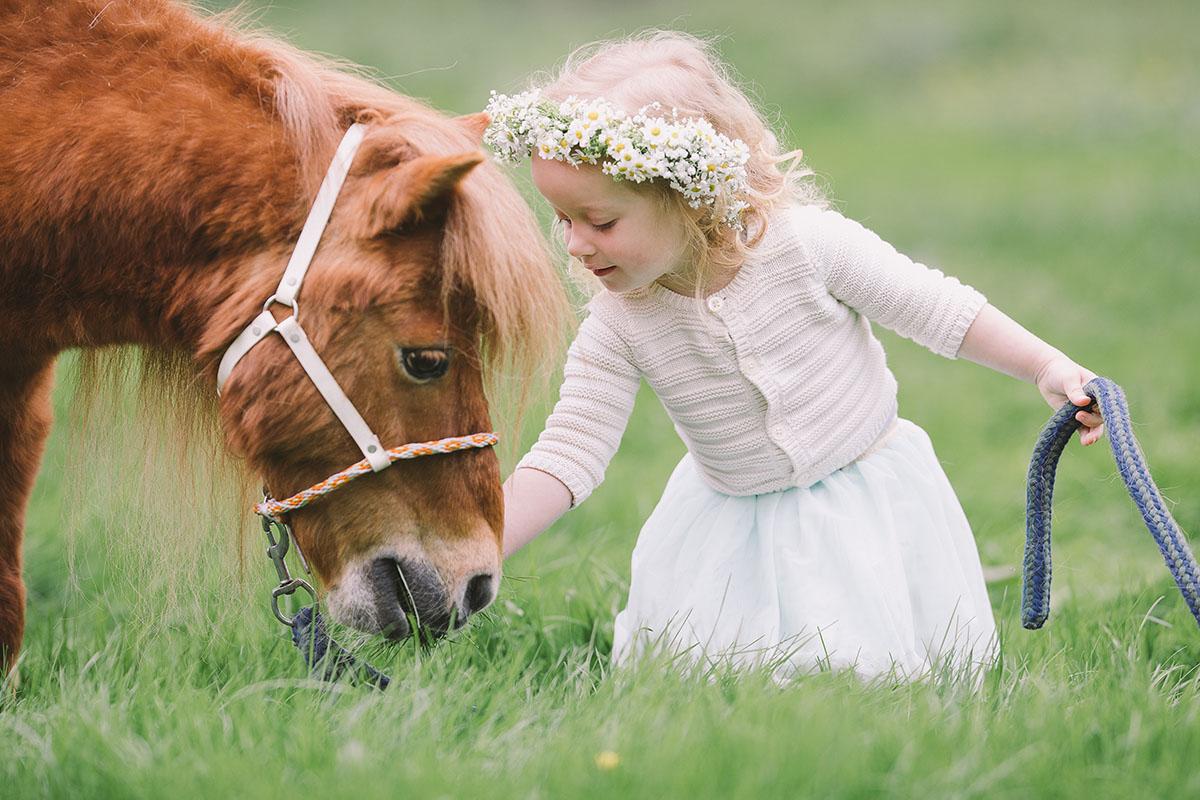 Kinder auf Hochzeiten