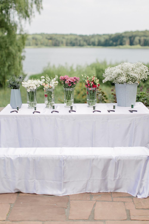 Beschäftigung Gäste Hochzeit