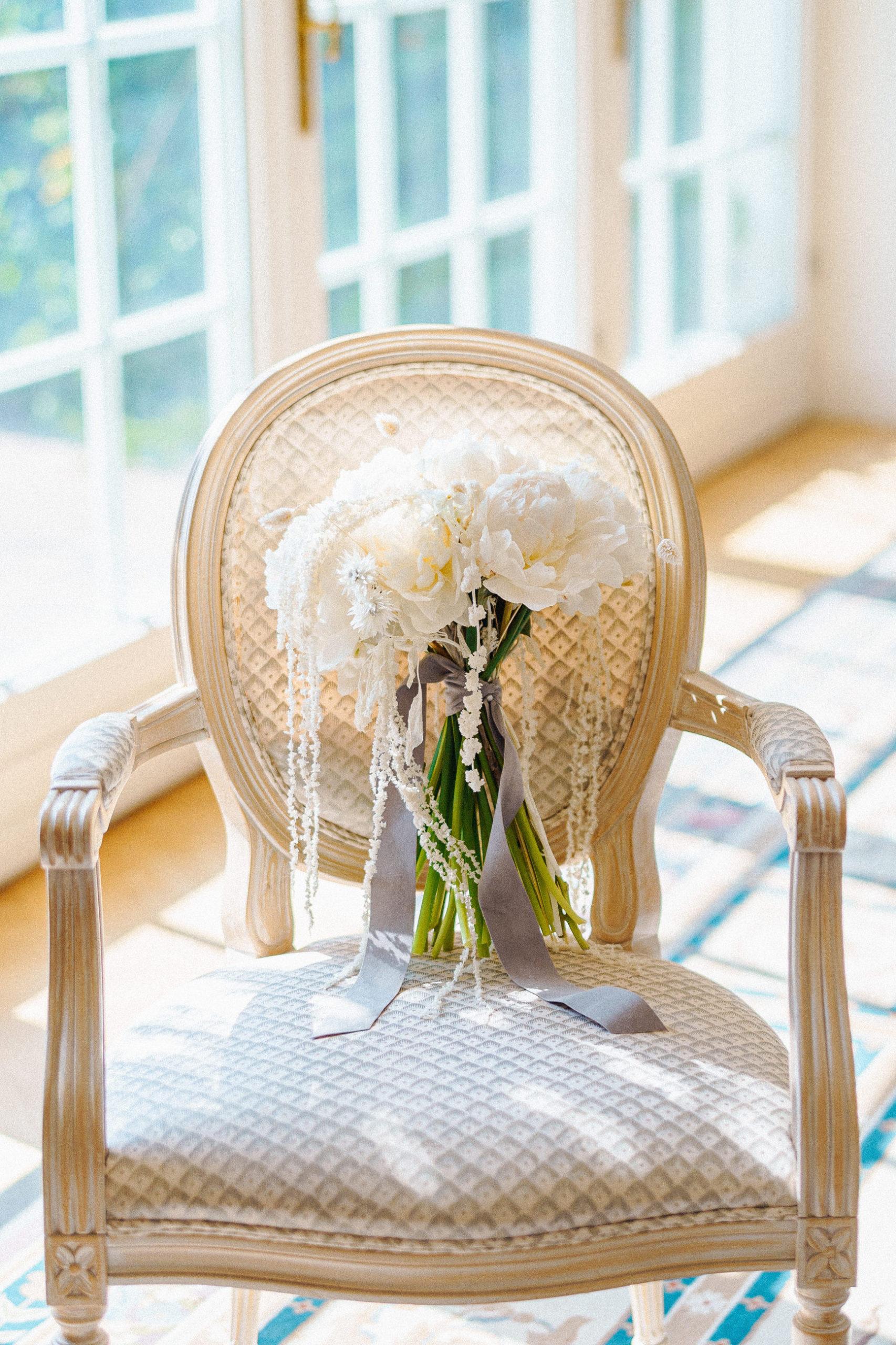 Blumen Hochzeit Glanzmomente