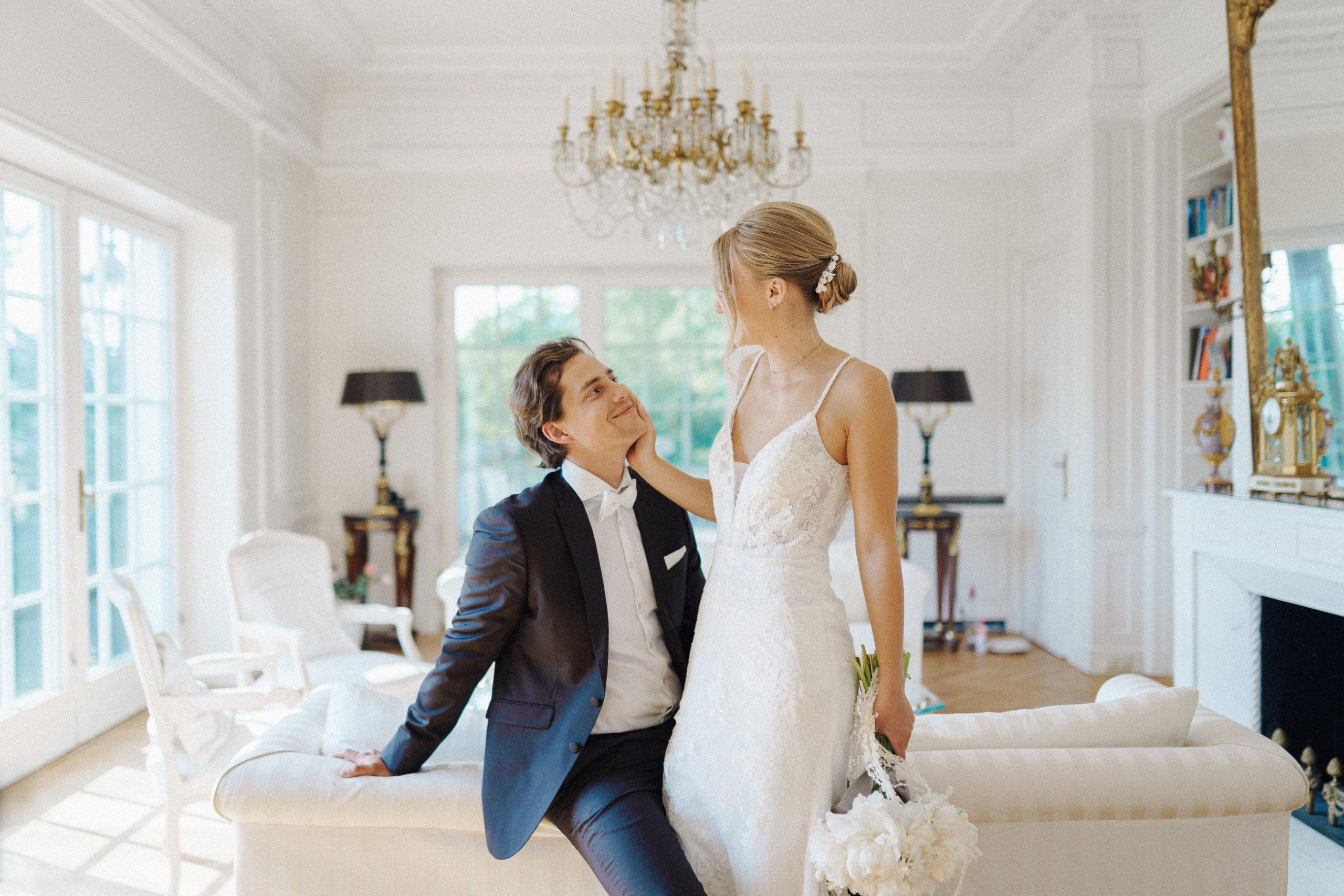 Hochzeit Villa Heckenfels