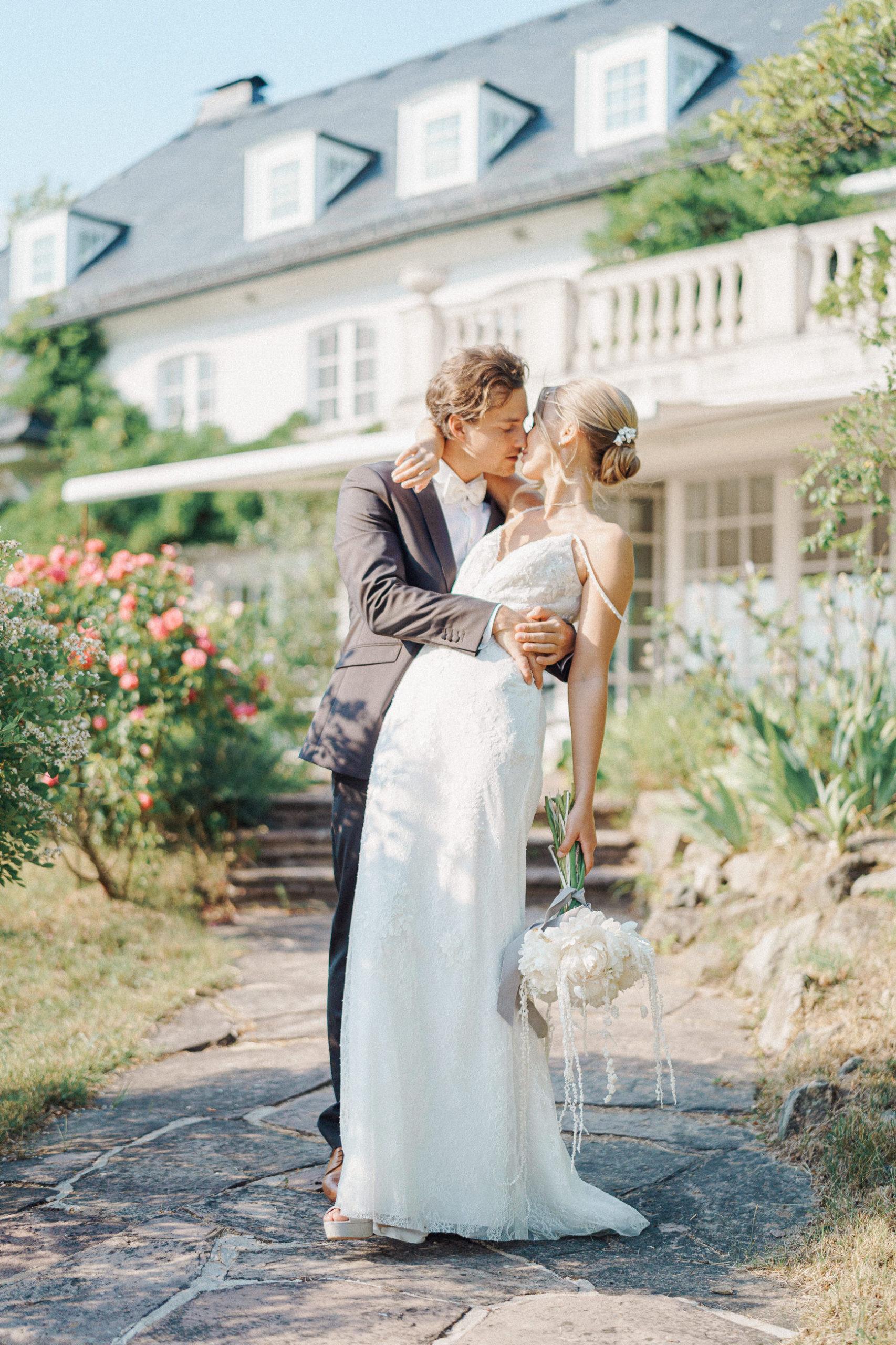 Villa Heckenfels Hochzeit