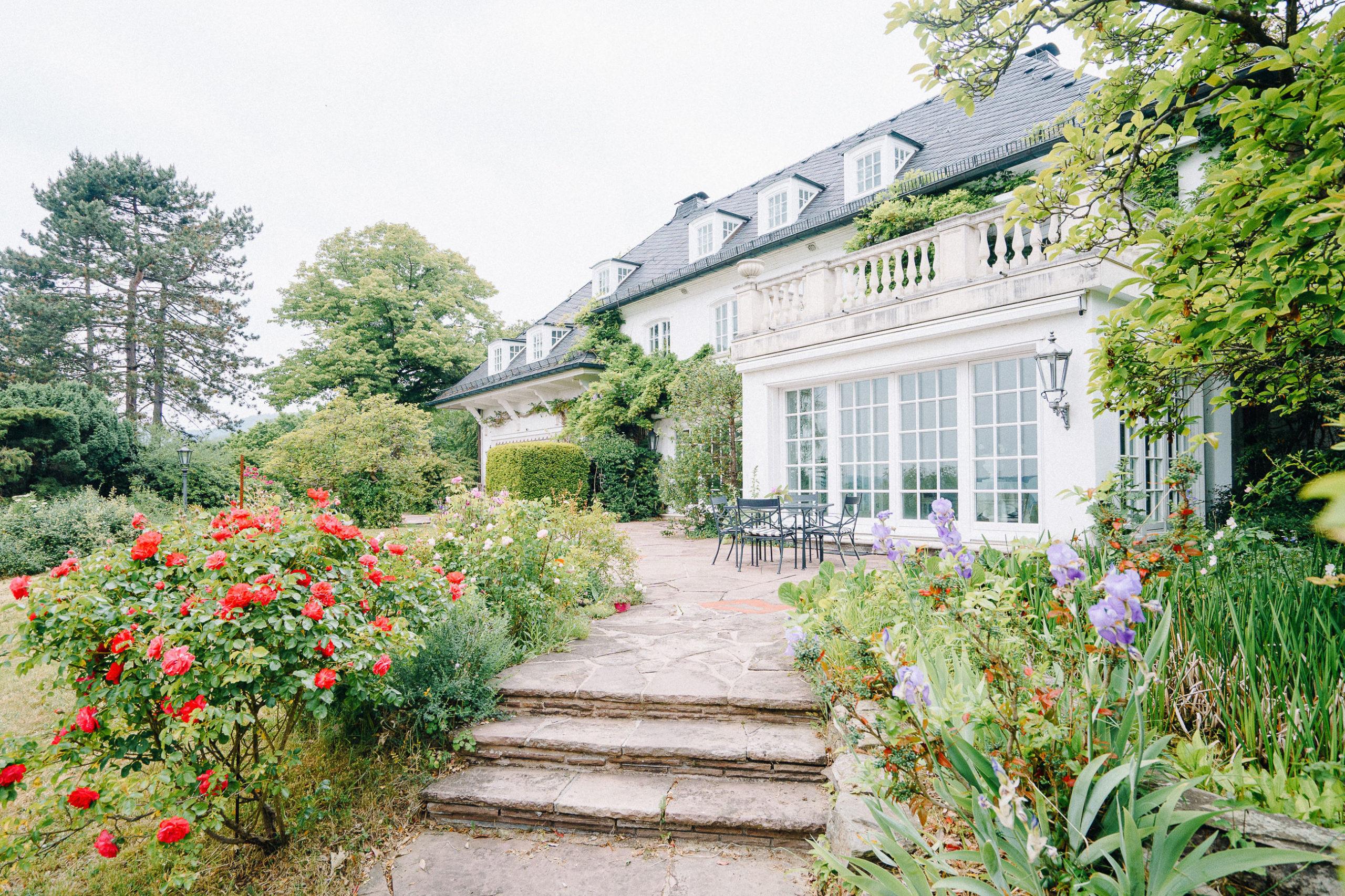 Villa Heckenfels Hochzeitslocation