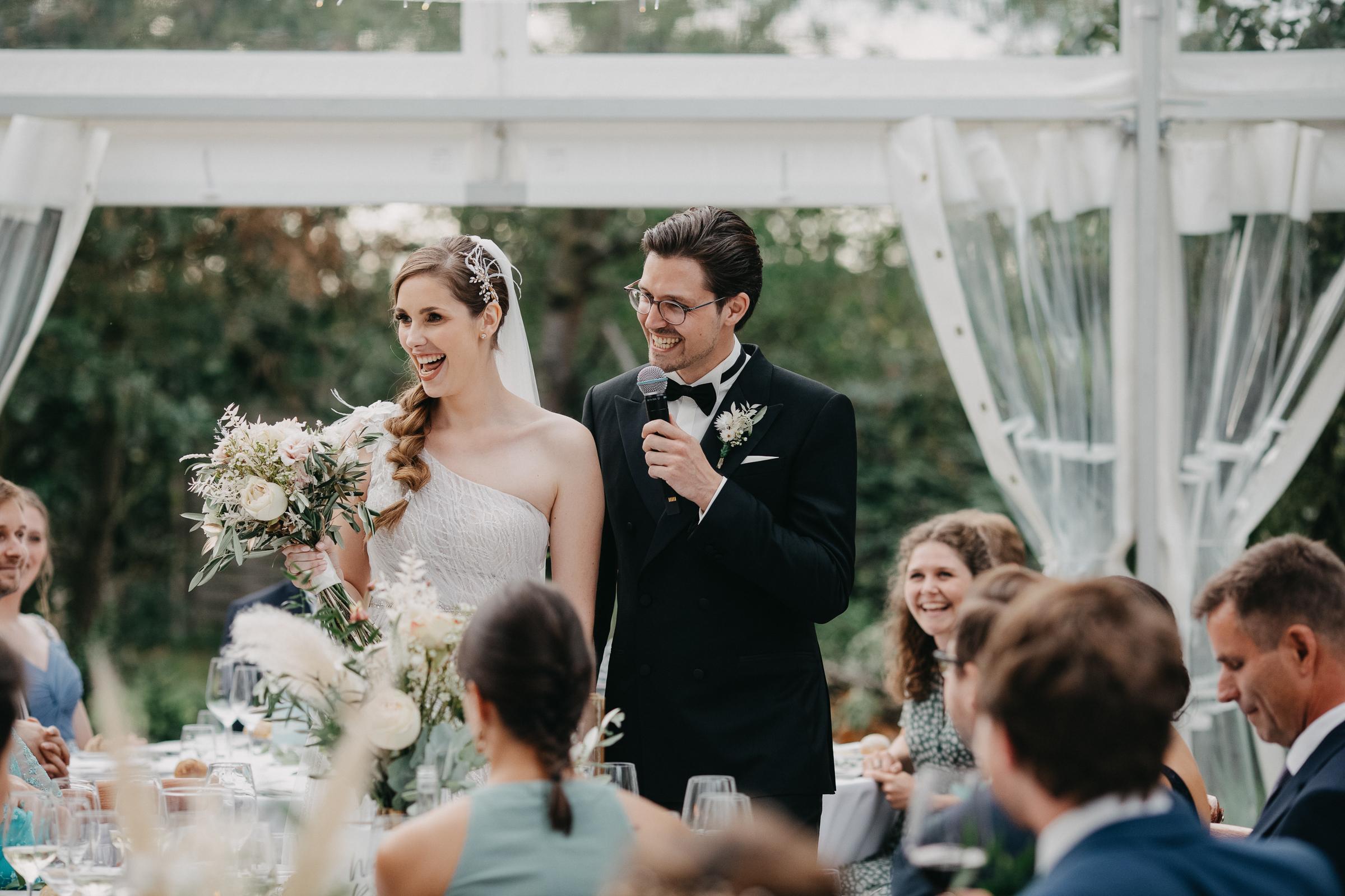 Hochzeit Glanzmomente